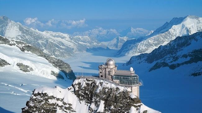 Jungfrau - Best Places in Switzerland
