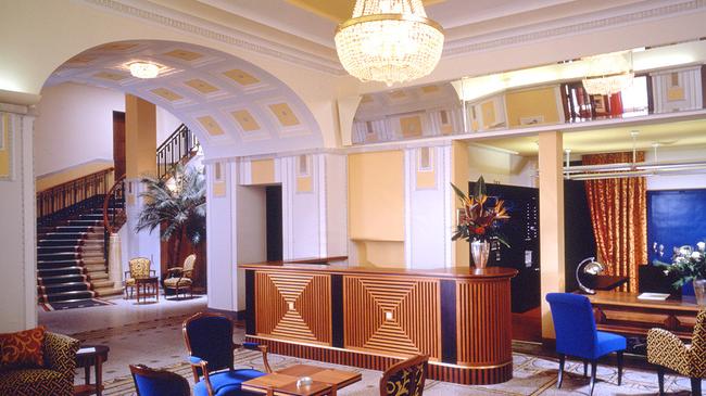 Швейцария, Люцерн, Art Deco Hotel Montana 4* Art Deco Hotel Montana 4...