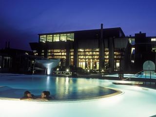 Thermal Center, Yverdon-les-Bains © Stephan Engler