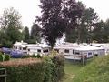 Corcelettes les Pins camping site, Grandson