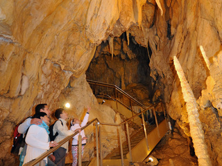 Vallorbe Caves -  Claude Jaccard / www.vaud-photos.ch
