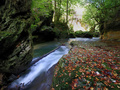 The Gorges of the River Orbe - © Claude Jaccard / www.vaud-photos.ch