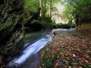 Gorges de l'Orbe © Claude Jaccard / www.vaud-photos.ch