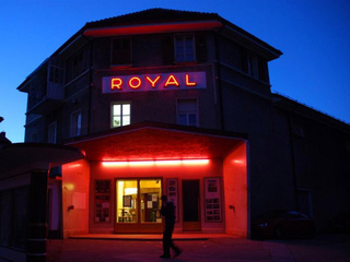The Royal Cinema, Sainte-Croix