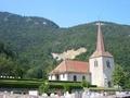 Kirche von Baulmes