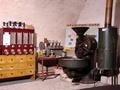 Coffee roasting demonstration