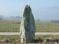 Menhirs of the Grandson region