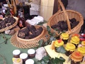 Bonvillars Swiss Truffle market