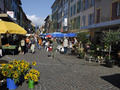 Open-air Markets and Fairs - © Claude Jaccard / www.vaud-photos.ch