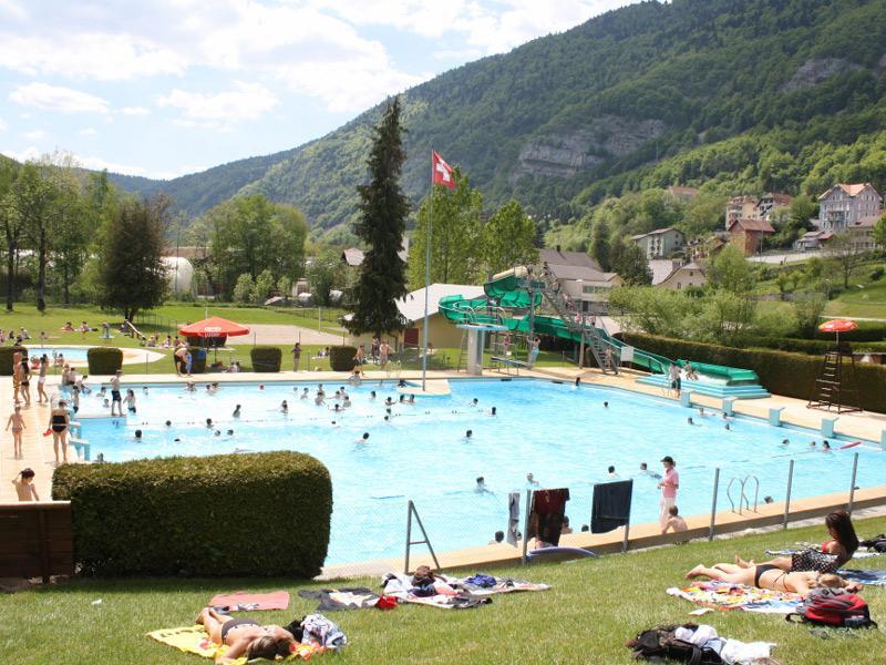 Vallorbe yverdon les bains region jura lac suisse for Piscine yverdon