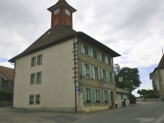  Auberge des trois Colombes, Colombier