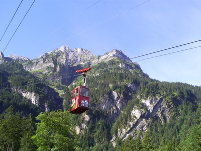 Luftseilbahn Bannalp