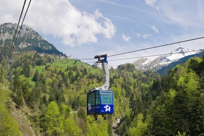 Luftseilbahn Dallenwil - Niederrickenbach