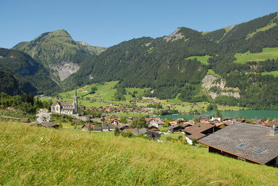 Lungern - Landschaft zum Verlieben