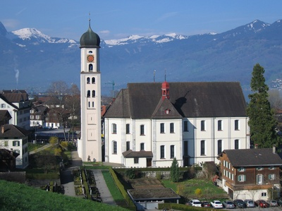 Pfarr- und Wallfahrtskirche Sachseln