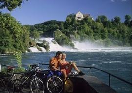 Rheinfall Rheinau Route