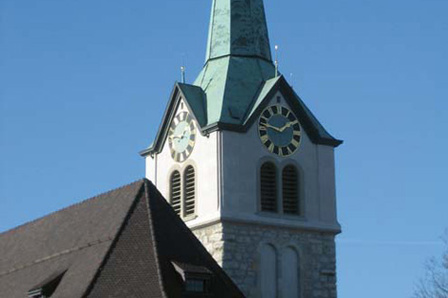 Kirchturmführung in Herisau