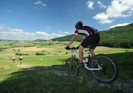 Biken im Schaffhauserland - geführt