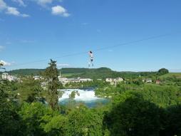 Rheinfall-Abenteuer