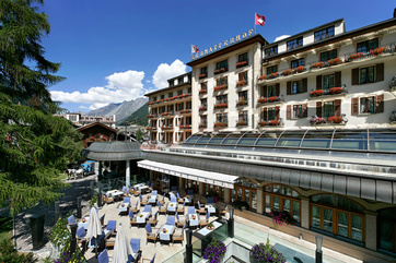 Hotel Zermatterhof