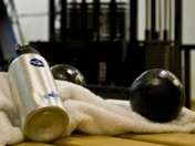 Fitness im Hotel Alfa Soleil