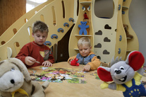 Kinderbetreuung Saas-Fee