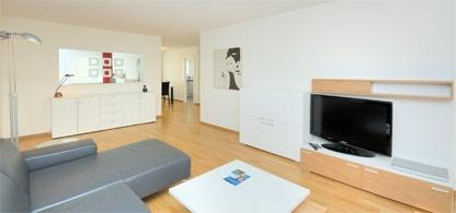 Apartments in Zürich: Pabs Residences