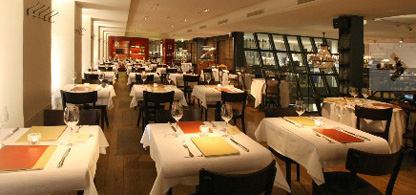 Restaurants in Zürich: Haus Hiltl