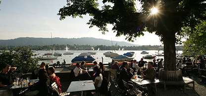 Restaurants in Zürich: Pumpstation
