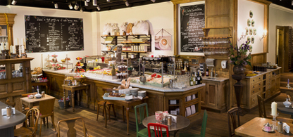 Cafés in Zürich: Babu's Bakery & Coffeehouse