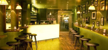 Bars in Zürich: Monkey Bar Fumoir