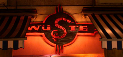 Wüste Bar, Zurich