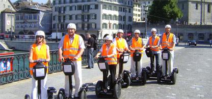 Segway City Tour Zrich