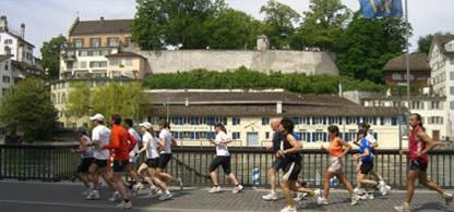 Sight Jogging, Zurich