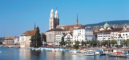 Cityrama - The Great Tour of Zurich