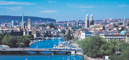 Stadtführungen in Zürich: The chocolate side of Zurich