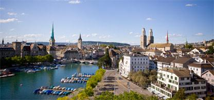 Circle Tour - Zürich City Tour and boat cruise
