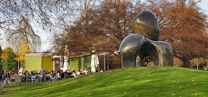 Sheep Piece, Henry Moore, Zurich