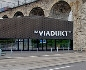 Viadukt Viaduktbgen Markthalle Zurich