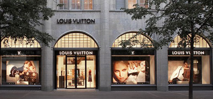 Louis Vuitton, Zurich