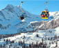Ski area Braunwald - Lake Zurich region