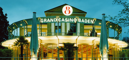 Grand Casino Baden: Dine & Gamble