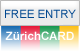 Free entry with ZürichCARD