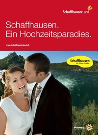 Schaffhausen ein Hochzeitsparadies