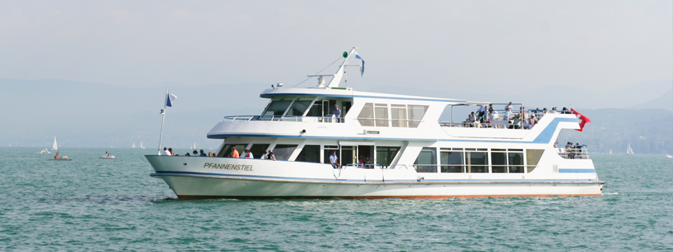 Boat Cruises on Lake Zürich