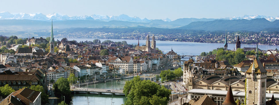 Zürich by Day