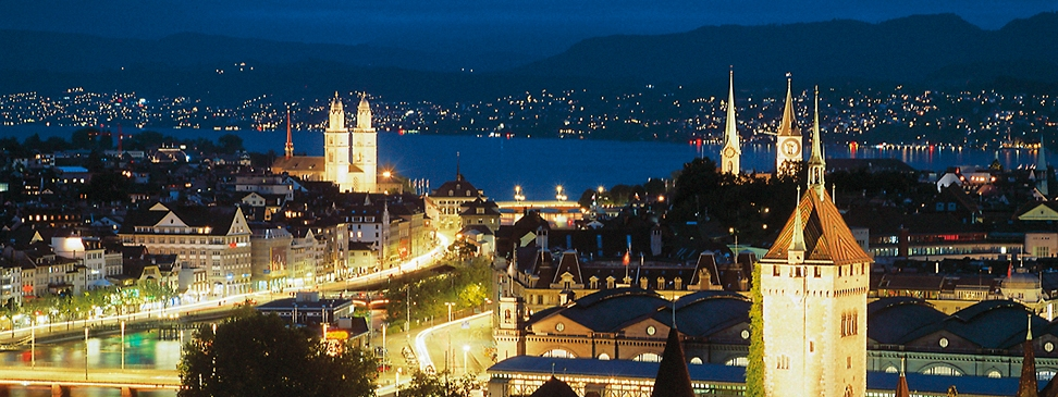 Zürich by Night