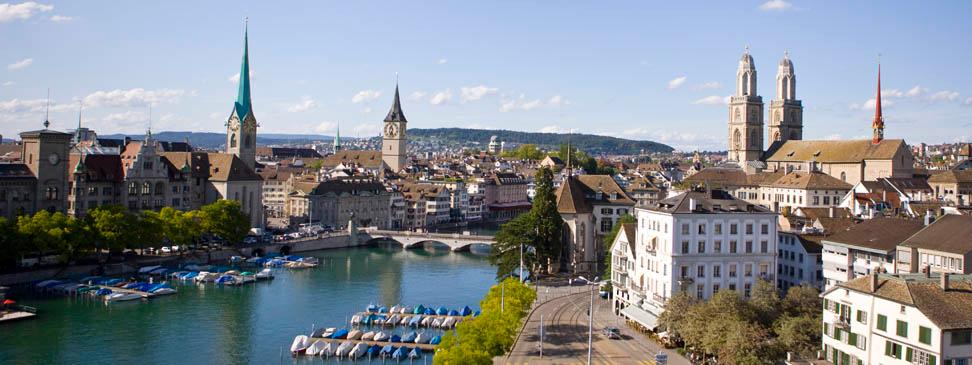 Zürich – the unique mix