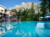 Wellness in the Hotel Les Sources des Alpes in Leukerbad