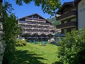 Wellness in the Hotel Mirabeau in Zermatt